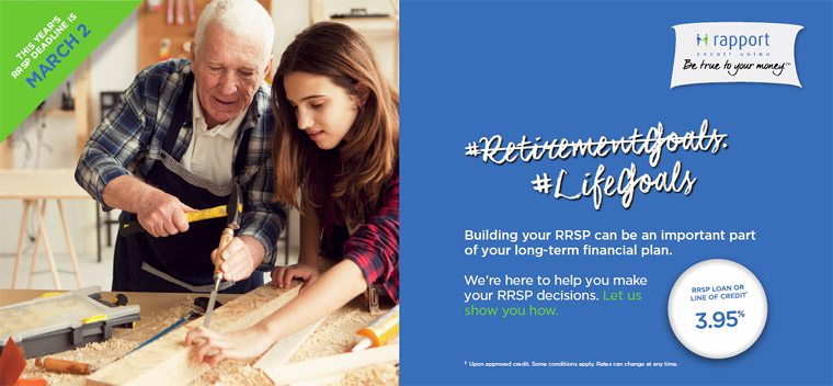 Building your RRSP can be an important part of your long-term financial plan.