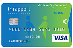 Visa FlexRate Card
