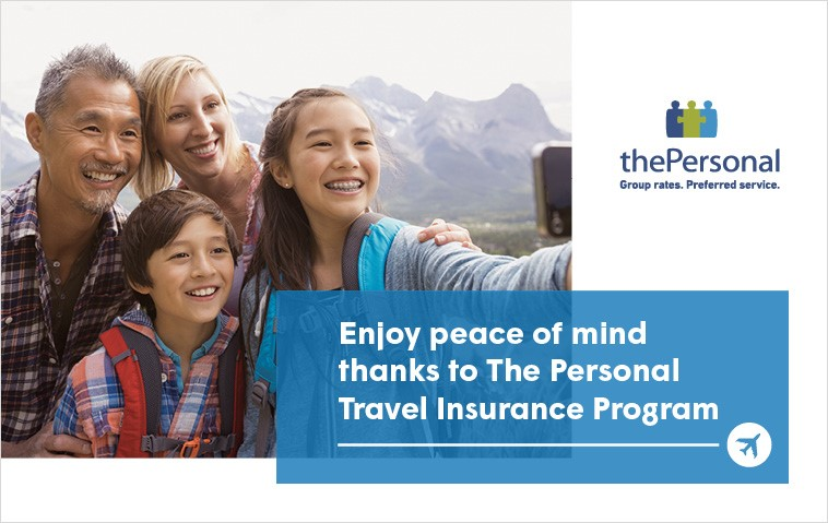 The Personal Travel Insurance